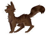 Tigerstar by KuraudoKoneko