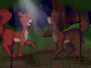 'You lied to me, Squirrelflight' - Warriors