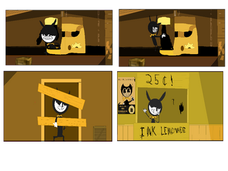 Ink Lemonade by BirdcrapComics
