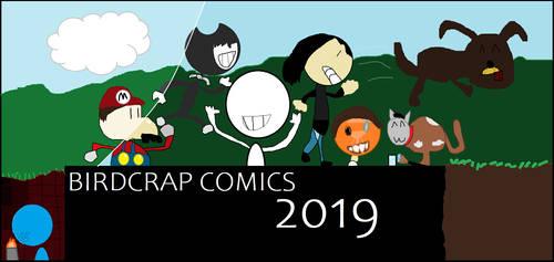 BirdcrapComics 2019 by BirdcrapComics