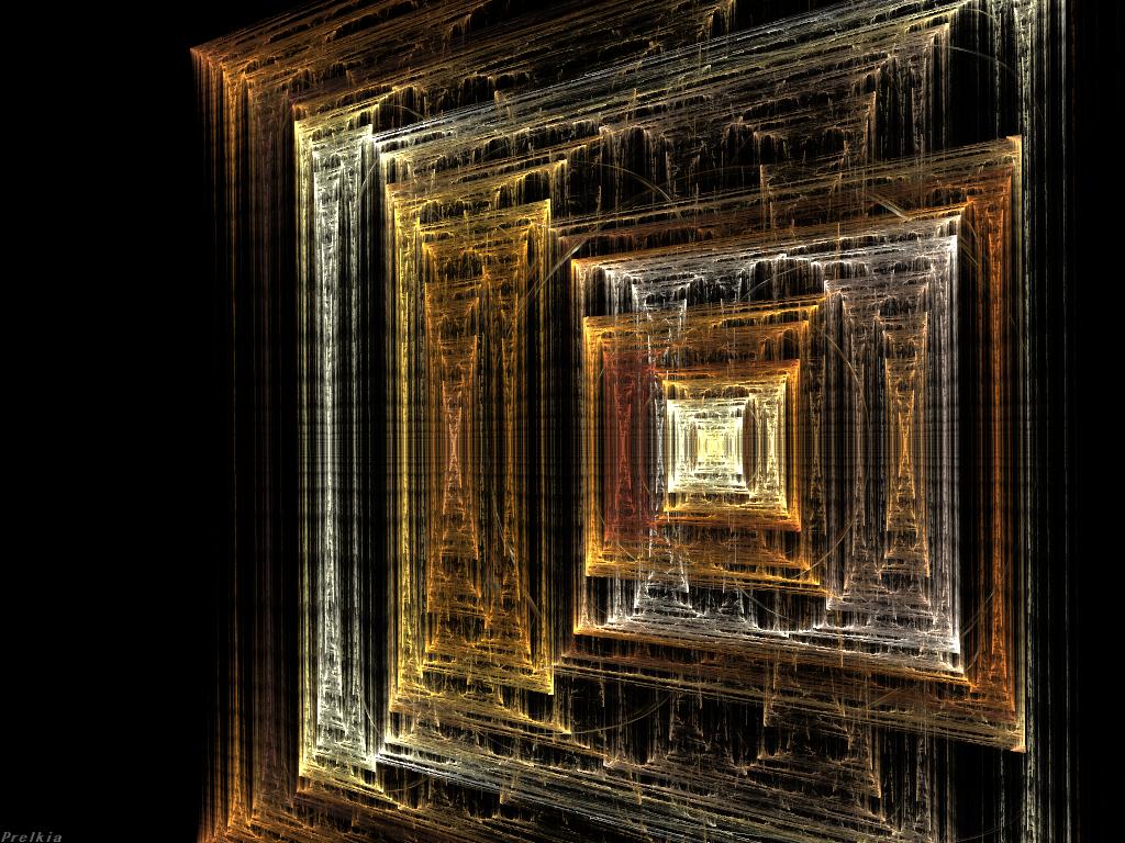 Very old Frame by Prelkia