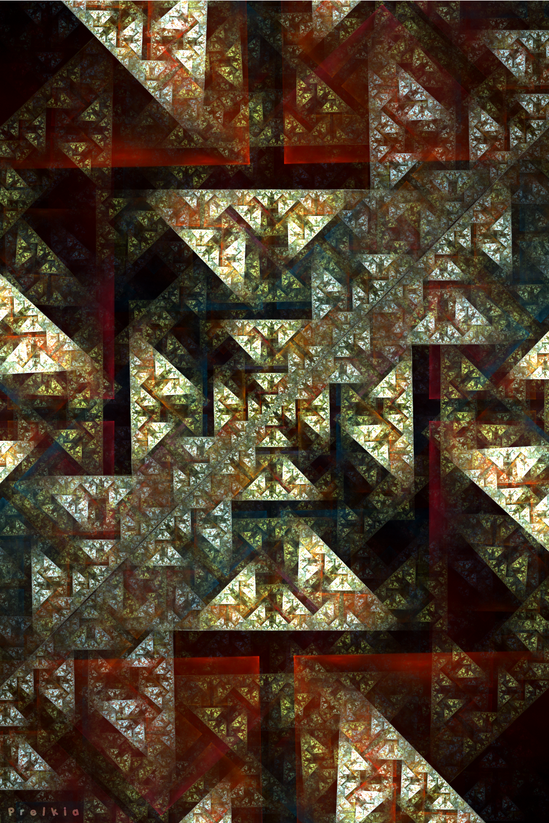 Corrosion by Prelkia
