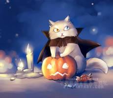 Happy Halloween by VeggieStudio