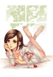 Strawberry by VeggieStudio