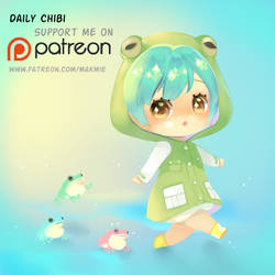 Project Daily Chibi 1