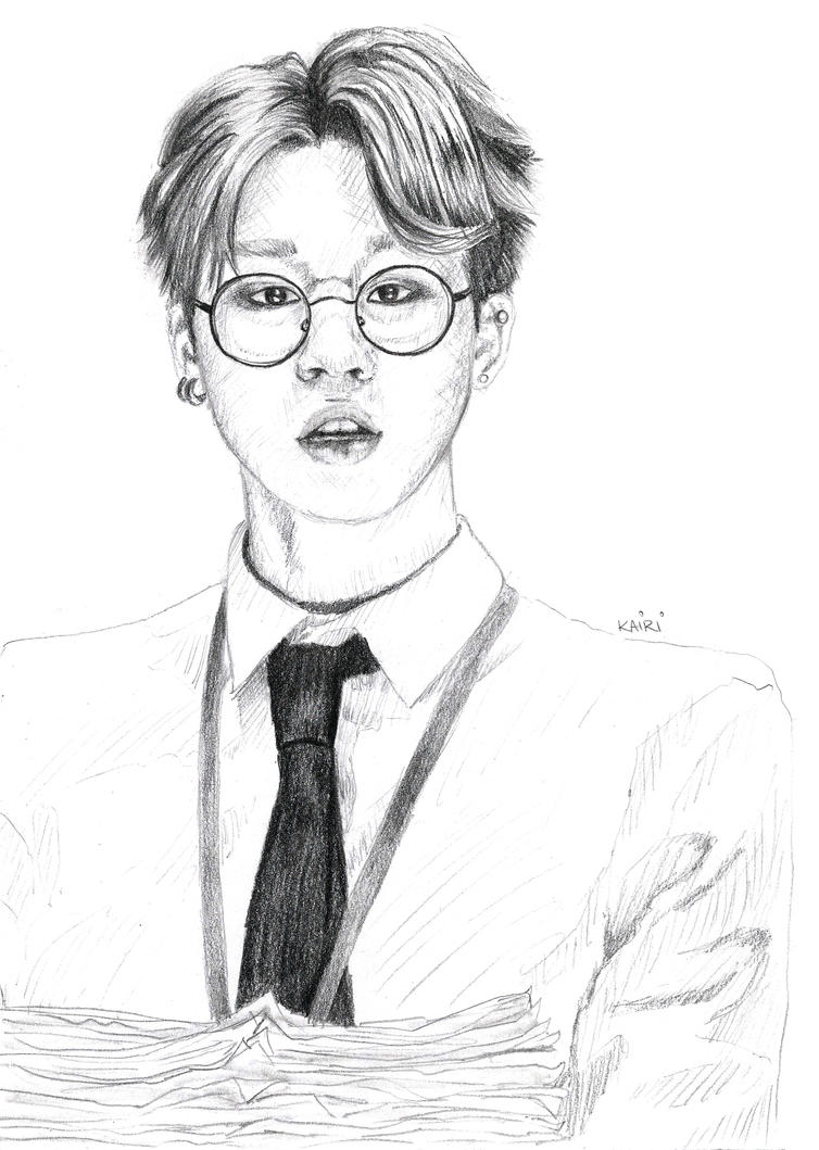 Park Jimin By Smolkairi On Deviantart