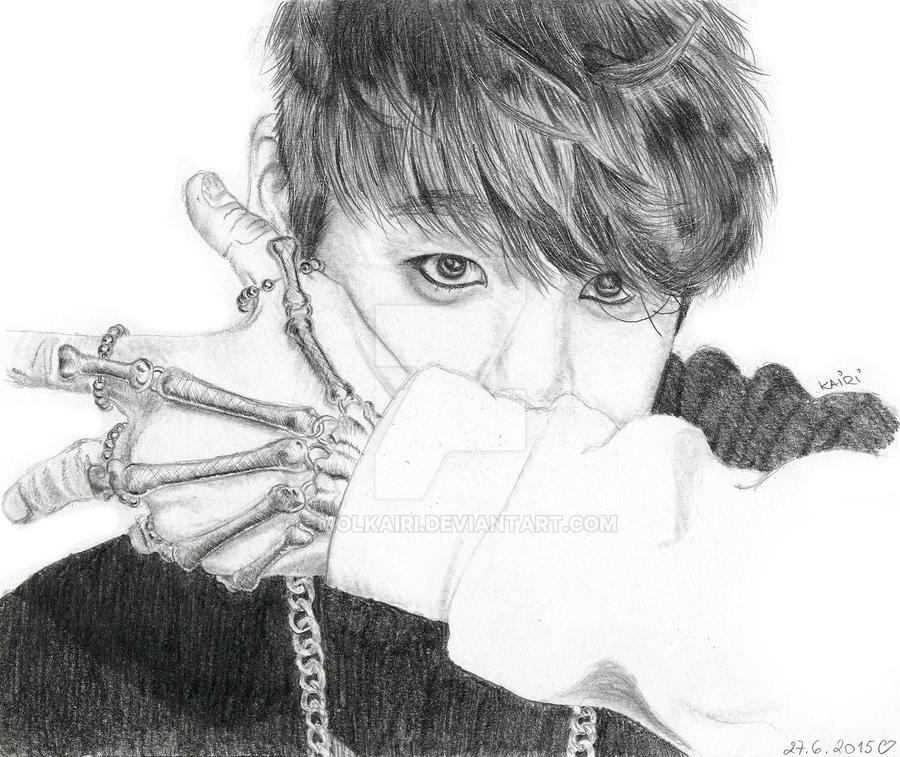 Jeon Jungkook By Smolkairi On DeviantArt