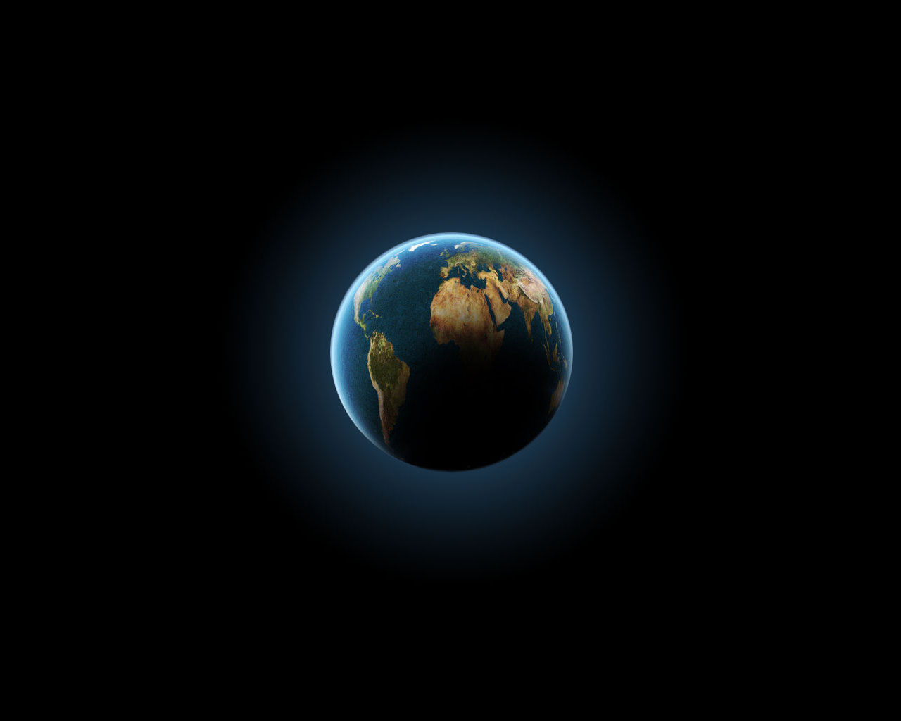 Cool Globe Wallpaper by petgrill