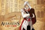 Ezio Auditore da firenze by melusineistross