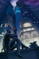 Catwoman by melusineistross