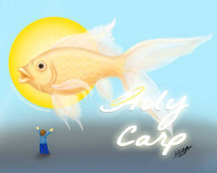 Holy Carp by EmmaLysyk