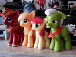 Random Pic, Apple Family. by Oak23