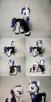 Fancypants G4 Custom Pony
