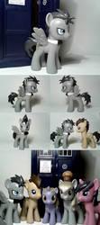 Discord Whooves G4 Custom Pony by Oak23