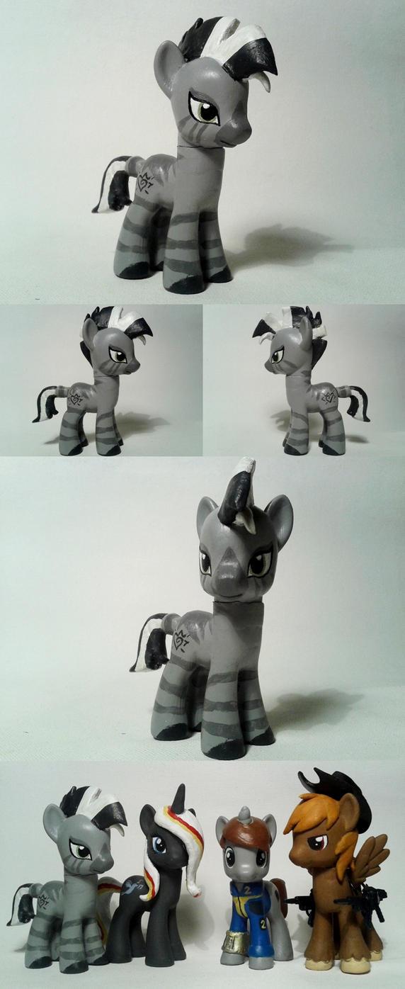 FO:E Xenith G4 Custom Pony by Oak23