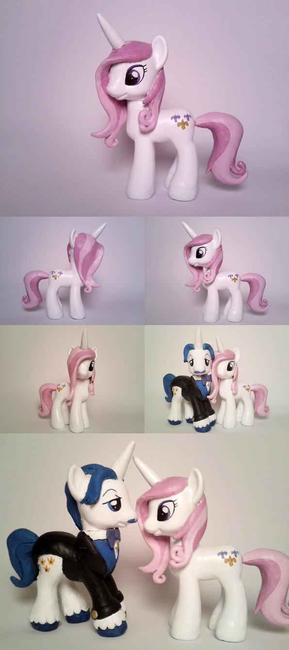 Fleur De Lis G4 Custom Pony by Oak23