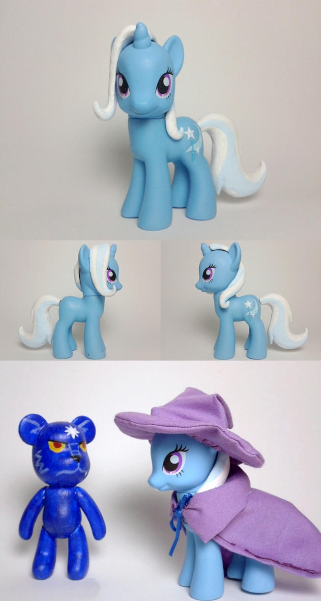 The Great and Powerful Trixie Toy