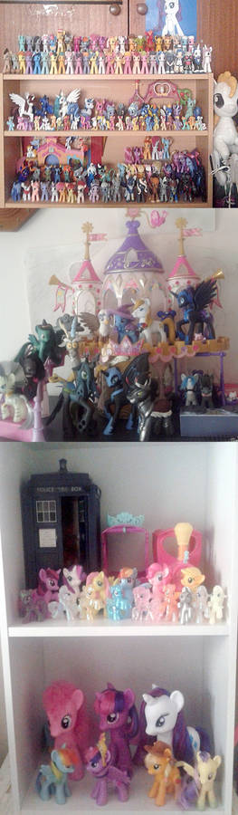 G4 Pony Collection 12/01/2013