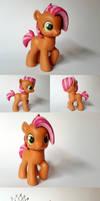 Babs Seed G4 Custom Pony