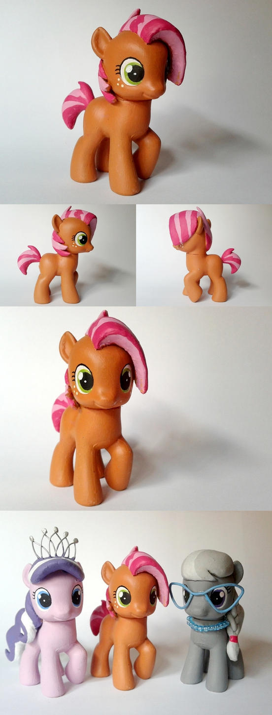 Babs Seed G4 Custom Pony by Oak23