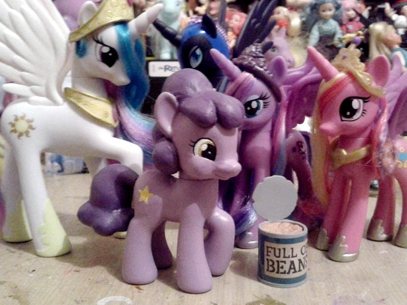 Lumpy Space Pony by Oak23