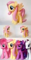 Design A Pony Fluttershy G4 Custom Pony by Oak23