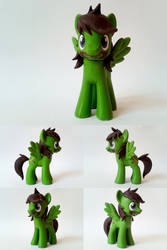 Omaden OC G4 Custom Pony by Oak23