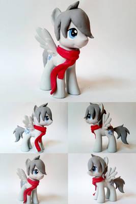 Frosty OC G4 Custom Pony