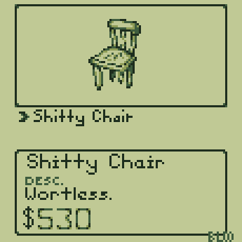 Chair Warmup by Bloo42