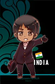 hetalia india display by bunoro