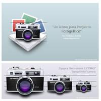 Icono Proyecto Fotografico by polimero