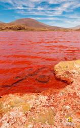 Laguna Roja I by polimero