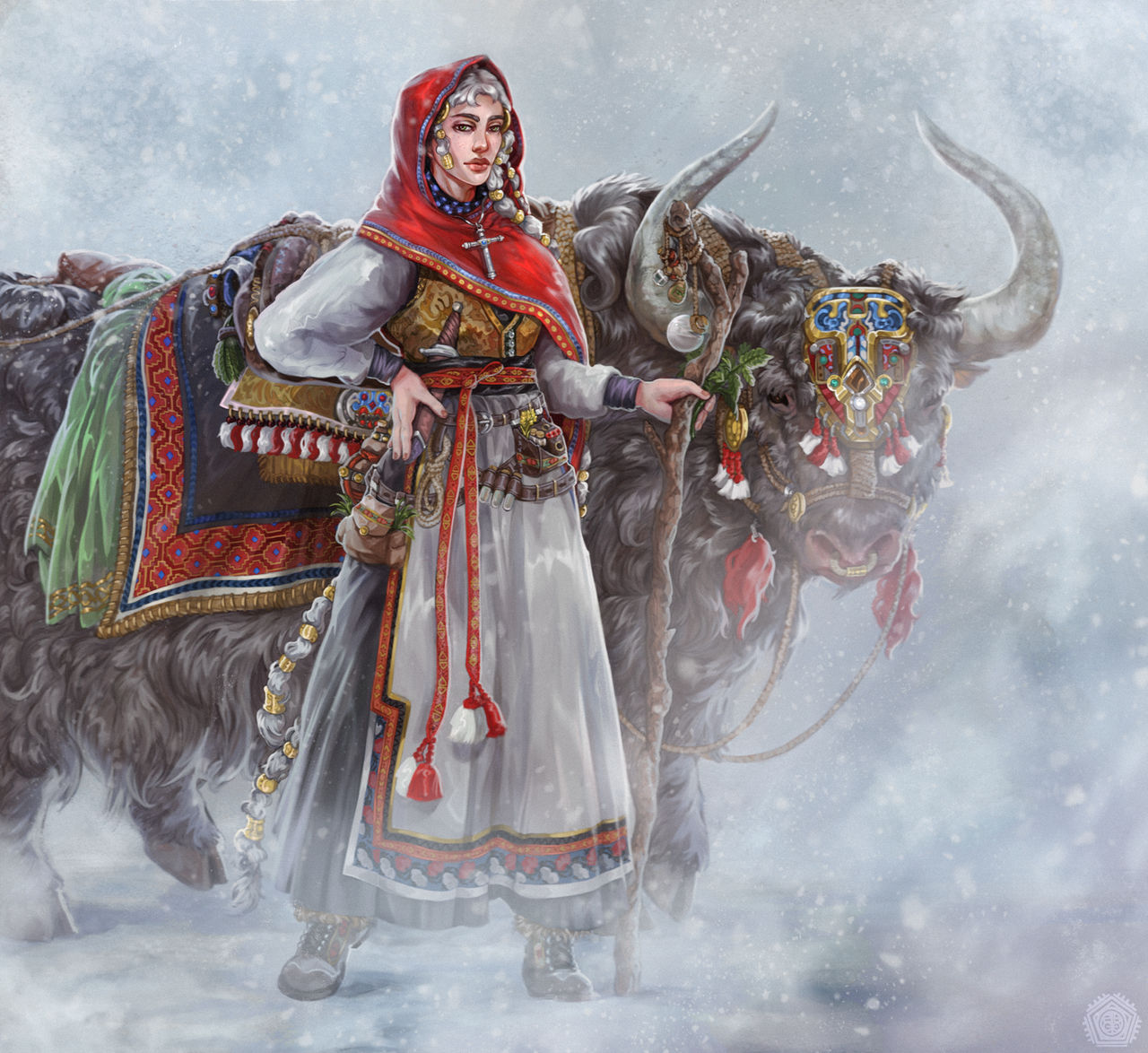 WSC#39 : Slavic / Healer / Reaper
