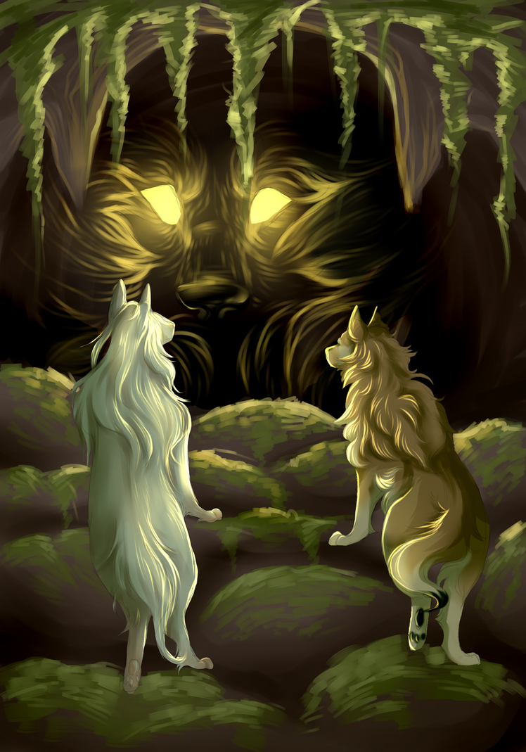 The Journey to Fenrir by Iceshadow0231