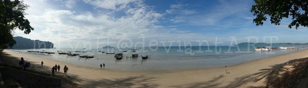 Krabi, Ao Nang by ladyatt
