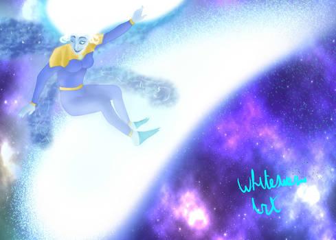 Comet Rider (Cosmic AU for Artica the Cryomancer)