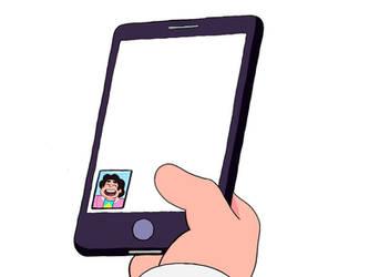 Steven Video Call (Base)