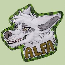 Alfa by smirsdraw