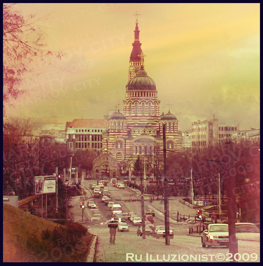 Kharkov city 04 by ru-illuzionist