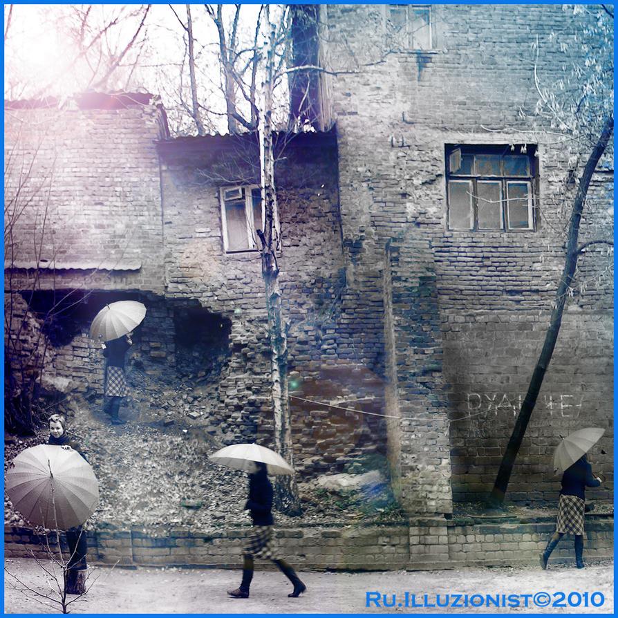 Blue Batty 03 by ru-illuzionist