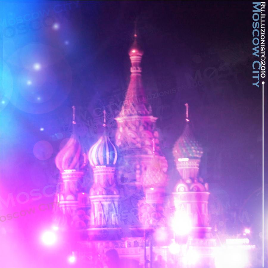 Moscow by ru-illuzionist
