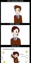 I was like... Doctor