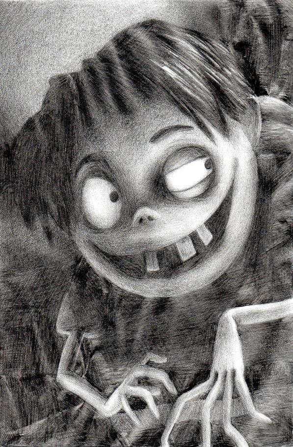 Edgar E Gore From Frankenweenie By Strabius On Deviantart