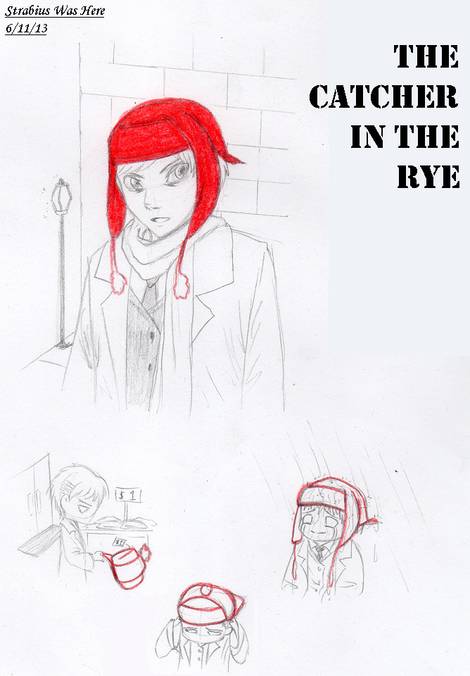 an analysis of the symbol of the red hunting hat in the catcher in the rye by jd salinger In doing this, salinger uses symbolism throughout the entire text of the catcher in the rye salinger makes holden's red hunting hat a crucial symbol in the story however, holden only wears the hat at specific times or moments throughout the text.
