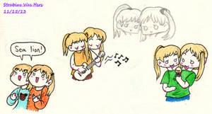 Hanna and Lara