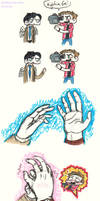 The Sweetness that is Destiel - Part Uno by Strabius