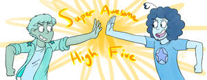Super Awesome High Five