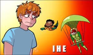 I H E