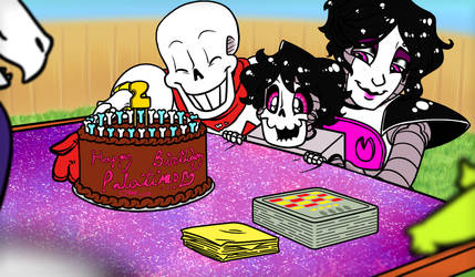 Palatino's 2nd Birthday