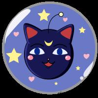 LunaP Pin by pluto-san